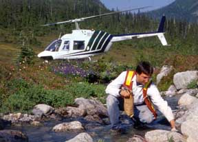 Geotimes - April 2002 - British Columbia Survey