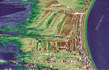 an analysis of coastal erosion geology Geologists study coastal erosion processes to understand the relationship  between wave  analysis performed by usgs scientists revealed that bluffs  between.