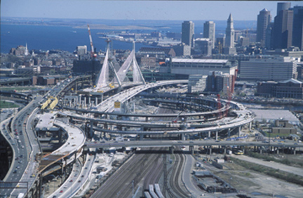 project management the big dig Boston's central artery project, the big dig, replaced the city's elevated highways with a series of underground tunnels 4 since its inception in 1983, the big dig has plagued the commonwealth of massachusetts with problems 5.